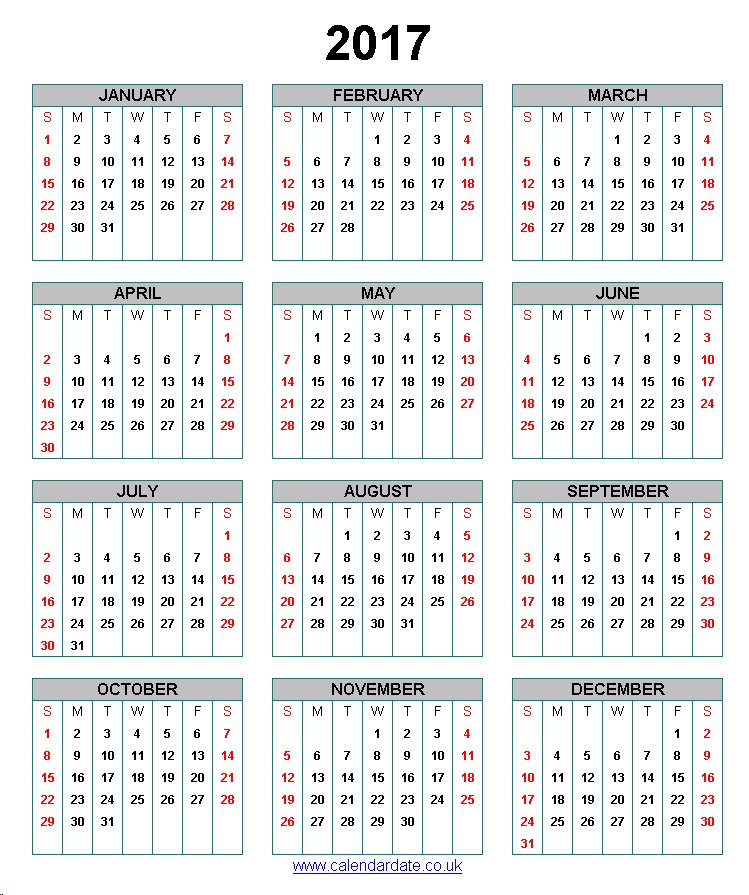 ... 2017 calendar uk 593 x 556 jpeg 73kb printable yearly calendar 2017